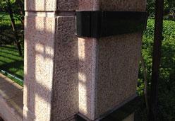 园林街道石材案例展示