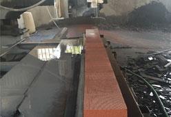 贵妃红石材生产加工车间